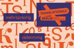 mehrsprachig vielstimmig Translationale Berlin